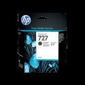 HP 727 - C1Q11A - Noir Mat - 69 ml