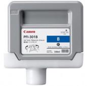 CANON PFI-301B - 1494B001AA - Cartouche d'encre - 1 x bleue - 330 ml