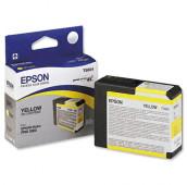 EPSON STYLUS PRO 3800 / 3880 - C13T580400 - Cartouche d'encre - 1 x jaune pigmentée - 80 ml