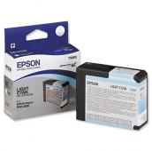 EPSON STYLUS PRO 3800 / 3880 - C13T580500 - Cartouche d'encre - 1 x cyan claire pigmentée - 80 ml
