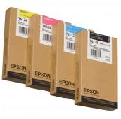 EPSON STYLUS PRO 7400 / 7450 / 9400 / 9450 - C13T612400 - Cartouche d'encre - 1 x jaune - 220 ml