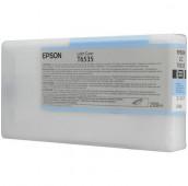 EPSON STYLUS PRO 4900 - C13T653500 - Cartouche d'encre - 1 x cyan claire pigmentée - 200 ml