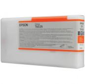 EPSON STYLUS PRO 4900 - C13T653A00 - Cartouche d'encre - 1 x orange pigmentée - 200 ml