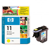 HP 11 - C4813A - Tête d'impression - 1 x jaune