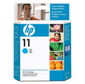 HP 11 - C4836A - Cartouche d'encre - 1 x cyan - 28 ml