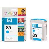 HP 85 - C9425A - Cartouche d'encre - 1 x cyan - 28 ml