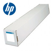 HP - Rouleau de polypropylène adhésif brillant - 106,7 cm x 22,9 m - 180 g/m² - C0F29A - Pack 2 bobines