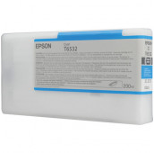 EPSON STYLUS PRO 4900 - C13T653200 - Cartouche d'encre - 1 x cyan pigmentée - 200 ml