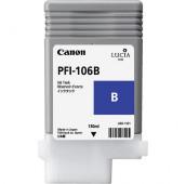 CANON PFI-106B - 6629B001AA - Cartouche d'encre - 1 x bleue - 130 ml
