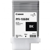 CANON PFI-106BK - 6621B001AA - Cartouche d'encre - 1 x noir - 130 ml