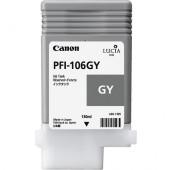 CANON PFI-106GY - 6630B001AA - Cartouche d'encre - 1 x grise - 130 ml