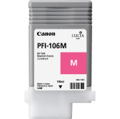 CANON PFI-106M - 6623B001AA - Cartouche d'encre - 1 x magenta - 130 ml