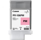 CANON PFI-106PM - 6626B001AA - Cartouche d'encre - 1 x magenta photo - 130 ml