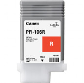 CANON PFI-106R - 6627B001AA - Cartouche d'encre - 1 x rouge - 130 ml