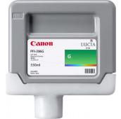 CANON PFI-306G - 6664B001AA - Cartouche d'encre - 1 x verte - 330 ml