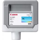 CANON PFI-306PC - 6661B001AA - Cartouche d'encre - 1 x cyan photo - 330 ml