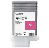 CANON PFI-107M - 6707B001 - Cartouche d'encre - 1 x magenta - 130 ml
