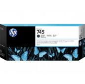 Cartouche d'encre DesignJet HP 745 noir mat, 300 ml
