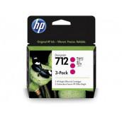 Cartouche d'encre HP 712 3ED68A magenta 29 ml