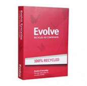 Ramette A4 EVOLVE Everyday 100% recyclé 80g 21x29,7