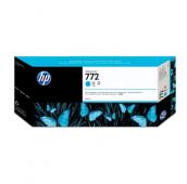 HP 772 - CN636A - Cartouche d'encre - 1 x cyan - 300 ml