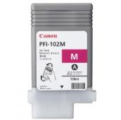 CANON PFI-102M - Cartouche d'encre - 1 x magenta - 130 ml