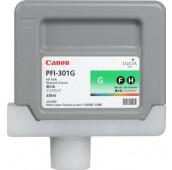 CANON PFI-301G - 1493B001AA - Cartouche d'encre - 1 x verte - 330 ml