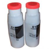 OCE TDS 800 / TDS 860 / 9700 / 9800 - 25001865 - Kit de toner E1 = 2 x cartouches de toner noir E1 - 2 x 1000 gr