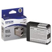EPSON STYLUS PRO 3800 / 3880 - C13T580800 - Cartouche d'encre - 1 x noir mat pigmentée - 80 ml