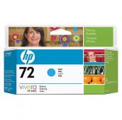 HP 72 - C9371A - Cartouche d'encre - 1 x cyan - 130 ml