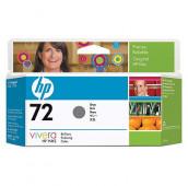 HP 72 - C9374A - Cartouche d'encre - 1 x grise - 130 ml