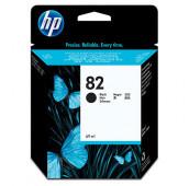 HP 82 - CH565A - Cartouche d'encre - 1 x noir - 69 ml