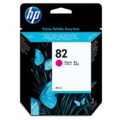 HP 82 - C4912A - Cartouche d'encre - 1 x magenta - 69 ml