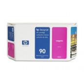 HP 90 - C5063A - Cartouche d'encre - 1 x magenta - 400 ml