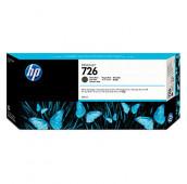 HP 726 - CH575A - Cartouche d'encre - 1 x noir mat - 300 ml