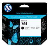 HP 761 - CH648A - Tête d'impression - 1 x noir mat