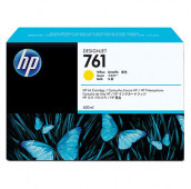 HP 761 - CM992A - Cartouche d'encre - 1 x jaune - 400 ml