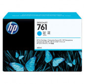 HP 761 - CM994A - Cartouche d'encre - 1 x cyan - 400 ml