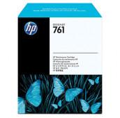HP 761 - CH649A - Cassette de maintenance - 1 x cassette de maintenance