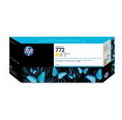 HP 772 - CN630A - Cartouche d'encre - 1 x jaune - 300 ml