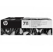 HP 711 - C1Q10A - Tête d'impression - 1 x cyan, magenta, jaune, noir