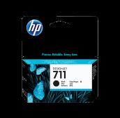HP 711 - CZ129A - Cartouche d'encre - 1 x noir - 38 ml