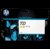 HP 727 - B3P21A - Cartouche d'encre - 1 x jaune - 130 ml